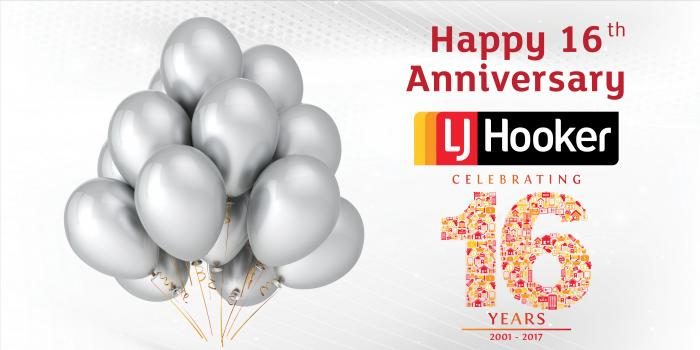 Anniversary 16th LJHI