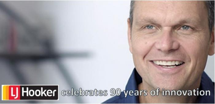LJ Hooker 90 Years of Innovation