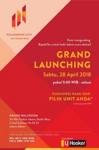 Grand Launching Millenium City