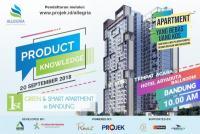 Product Knowledge Apartment Allegria