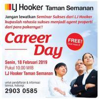 Career Day LJ Hooker Taman Semanan