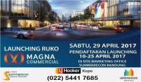 Launching Ruko Magna Commercial