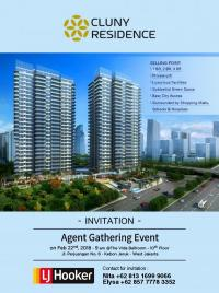 Agent Gathering Cluny Residence