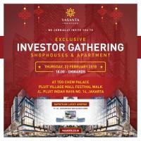 Vasanta Exclusive Investor Gathering