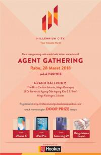Agent Gathering Millennium City Serpong