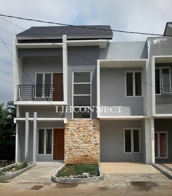 Rumah Cluster Royale Residence Kav. B2