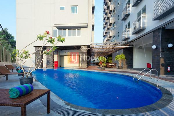 Apartment Furnished Di Nagoya Mansion