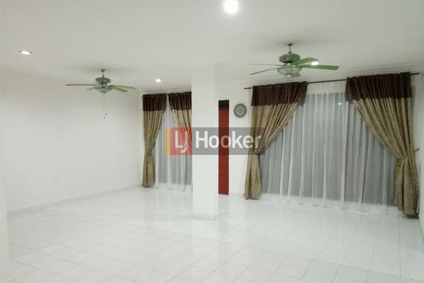 Rumah Furnished Di Bukit Indah Sukajadi