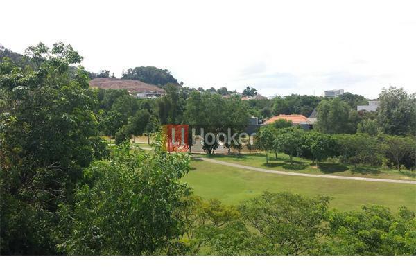 Rumah Mewah 3 Lantai Golf View Di Bukit Indah Sukajadi