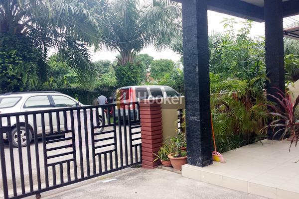 Rumah Furnished Di Permata Baloi