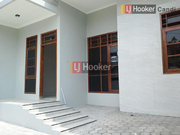 Rumah Siap Pakai di Semarang Indah