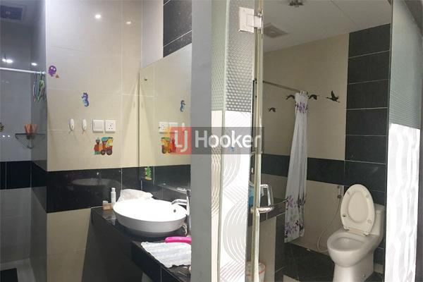 Apartment 2BR Furnished View Kota Di The BCC Hotel and Residence.