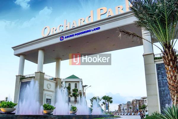 Ruko Baru 3 Lantai Di Jalan Utama Orchard Park