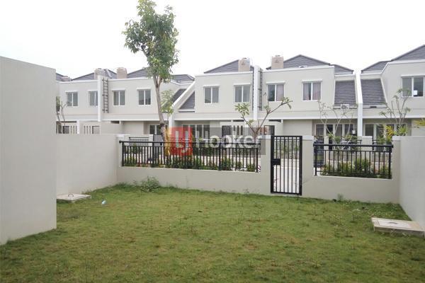 Rumah Baru 2 Lantai Siap Huni Di Orchard Park.