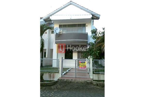 Rumah Furnished 2 Lantai Di Orchid Park
