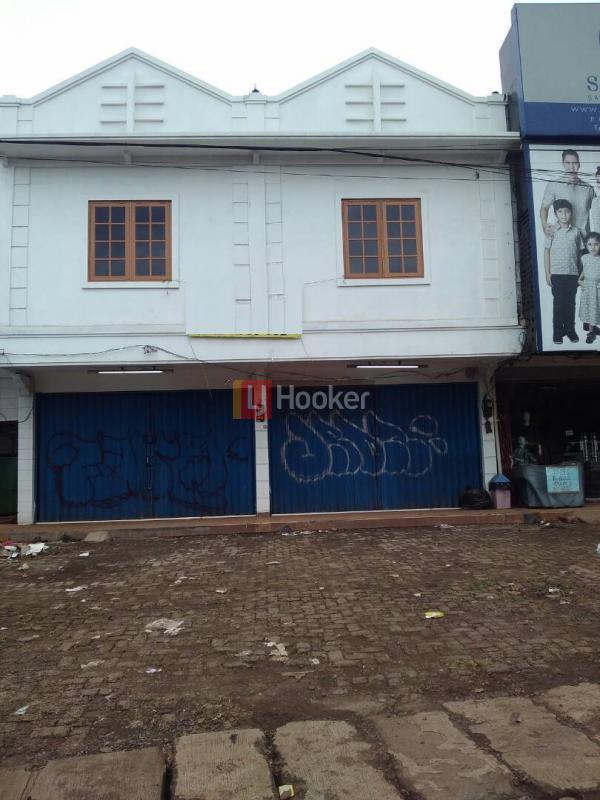 Ruko Pinggir Jalan Raya Siap Pakai di Cibubur