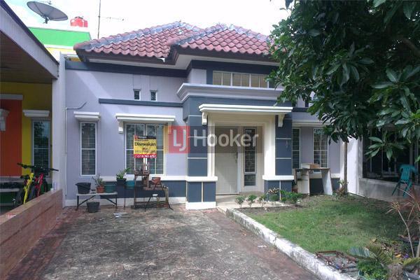 Rumah Asri Siap Huni Di Anggrek Mas 2