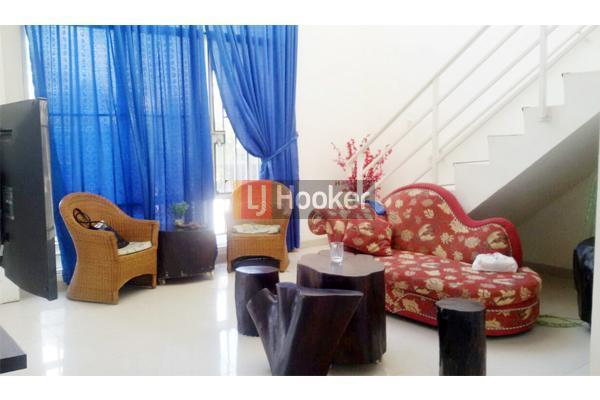Rumah Furnished 2 Lantai Di Tropicana Residence