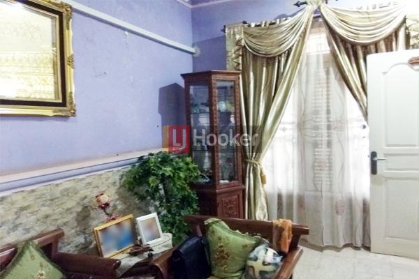 Rumah Full Renovasi Di Bukit Palem Permai.