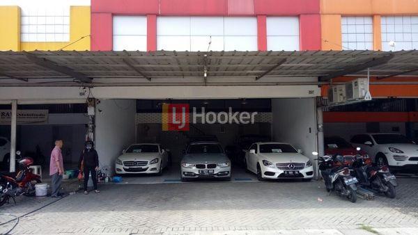 Showroom di Bursa Automotive Sunter Posisi Strategis Dekat Pintu Keluar