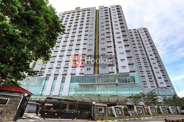 Apartment 2BR Furnished View Kota Di Apartment Nagoya Mansion.