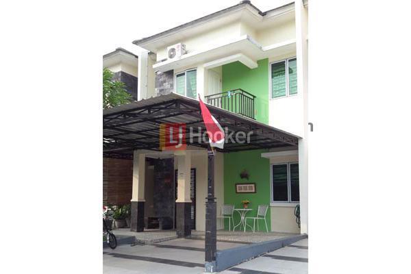 Rumah 2 Lantai Semi Furnished Di Anggrek Mas 3