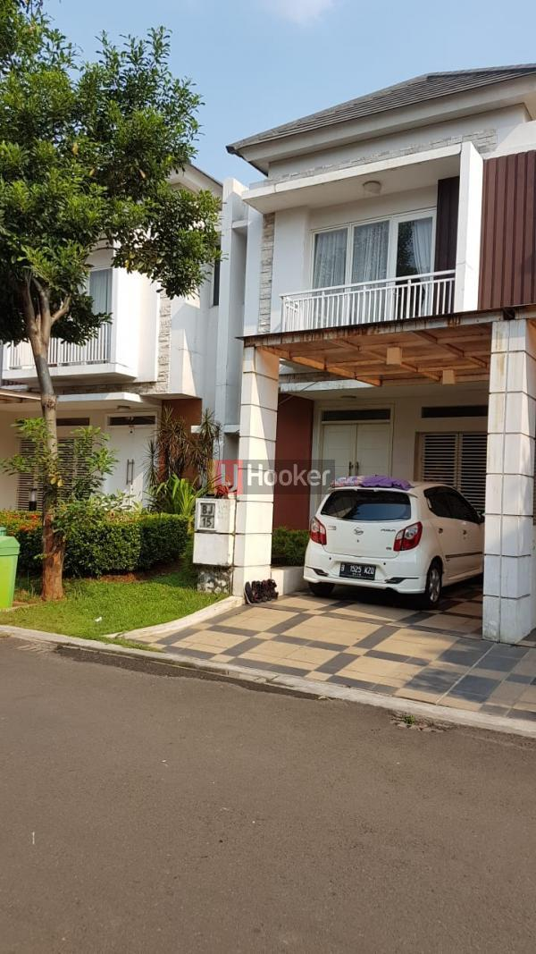 Rumah Cluster Acacia BJ15 Summarecon Bekasi