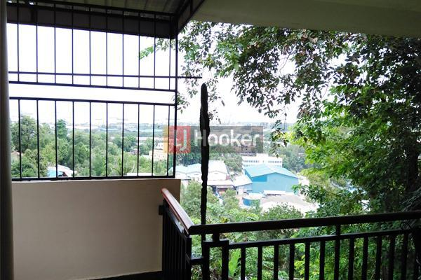 Apartment 2 Lantai View Singapore Di Palm Hill Bungalows Bukit Senyum.