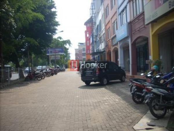 Disewakan Ruko Komersil Komplek Ruko Buaran Persada Jakarta Timur
