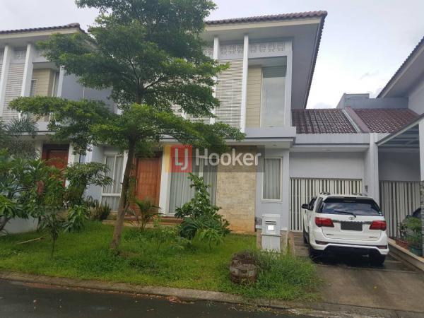 Rumah Disewa Sutera Pelangi - Alam Sutera, Tangerang