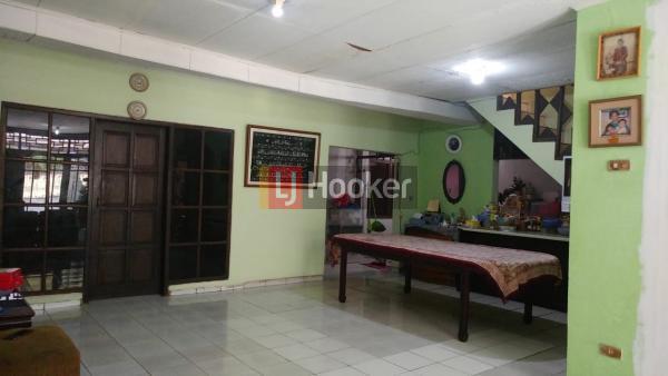 Jual Rumah Bangunan Lama di Duren Tiga Jakarta