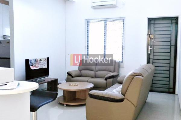 Rumah Furnished 2 Lantai Di Bukit Indah Boulevard Sukajadi