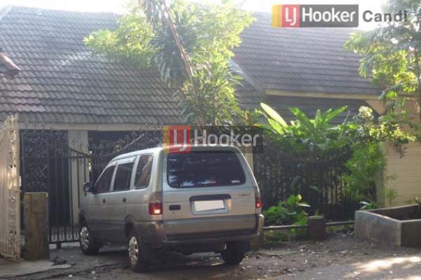 Rumah di Raung Semarang