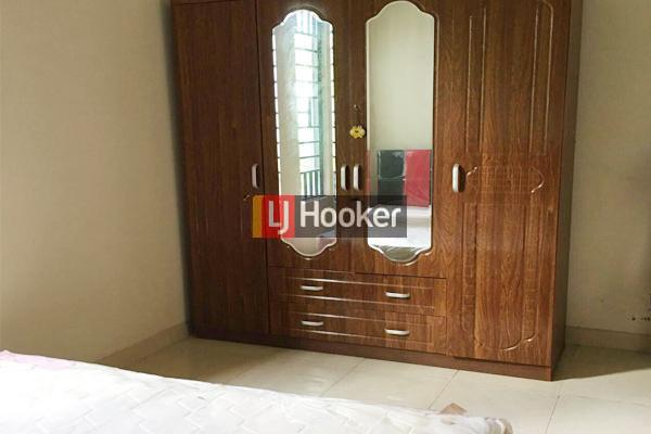 Rumah Hook Furnished Kurnia Djaya Alam