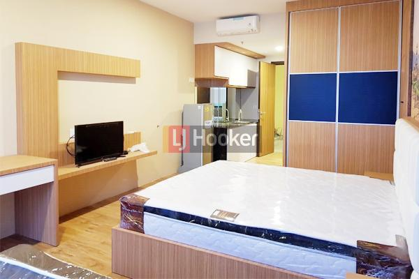 Apartment Furnished City View Di Aston Batam Hotel & Residence
