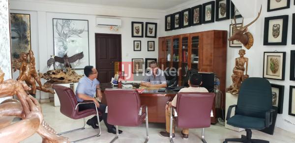 Kantor di area Jimbaran