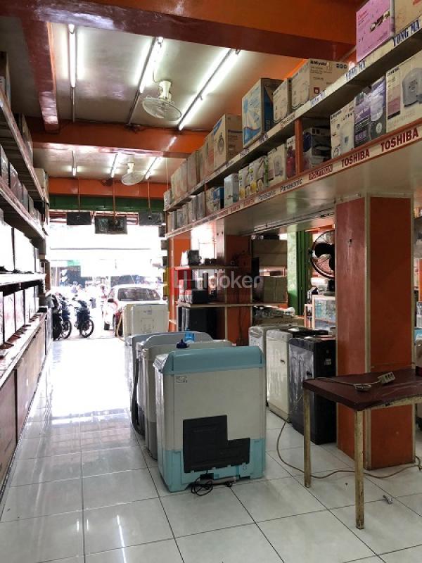 Ruko Super Murah, Siap Usaha, Lokasi Ramai