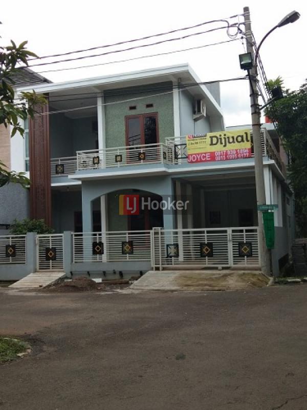 Rumah bertingkat di Permata Kranggan CIbubur