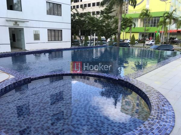 Apartment Studio Siap Huni Di Bayerina Apartment