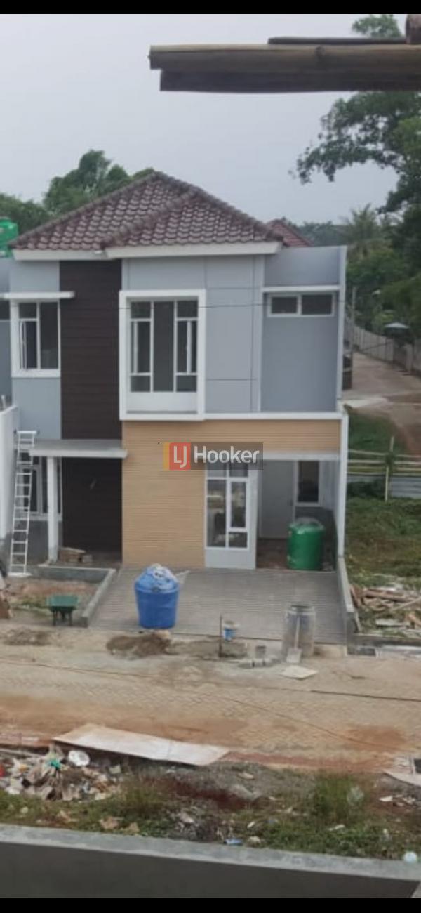 Rumah Baru di Sakinah Hills Residence CIbubur