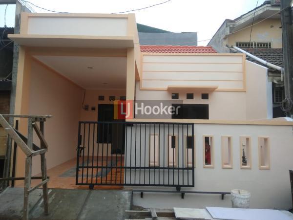 Dijual Rumah Bangunan Baru Pondok Ungu Permai Bekasi