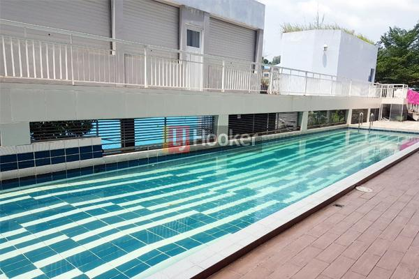 Apartment Sky Garden Siap Huni
