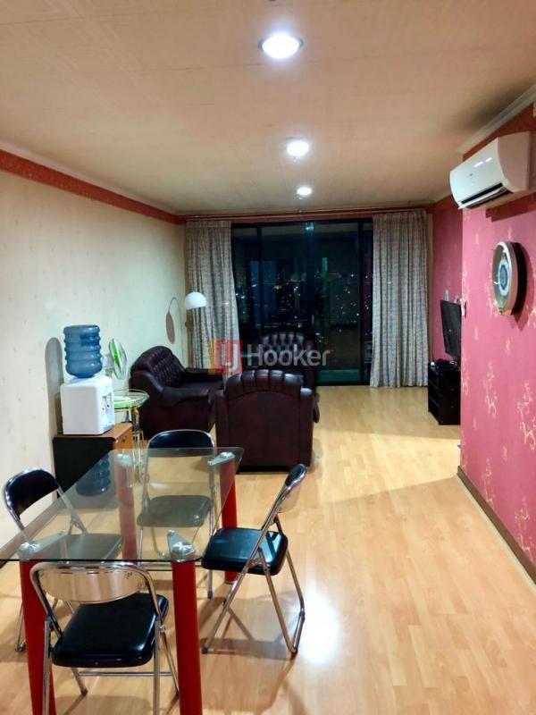 Dijual Apartemen Atap Merah 2BR, Pecenongan Jakarta Pusat