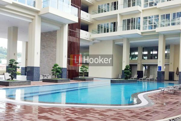 Apartment 2 Bedrooms City View at Aston Batam Residence.