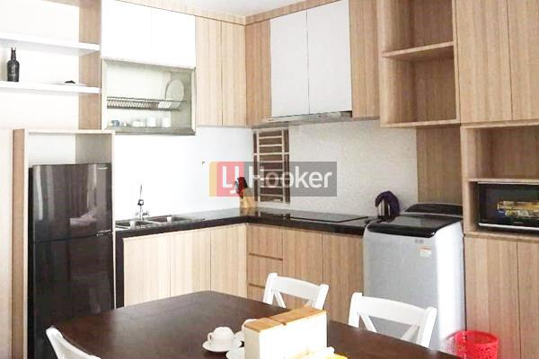 Apartment Aston Batam Furnished With City View.