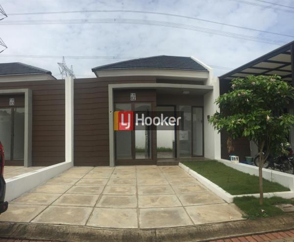 Dijual Rumah Konsep Modern