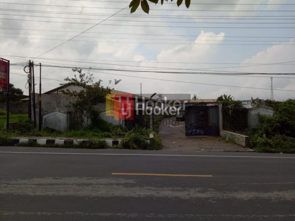 Jual Gudang Siap Pakai, Cocok untuk Usaha Jl. Raya Parakan - Kedu Temanggung - 4402