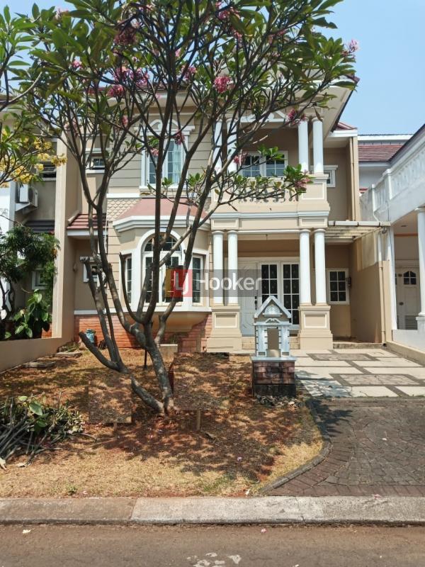 Rumah Klasik Harga Menarik di Kota Wisata Cibubur