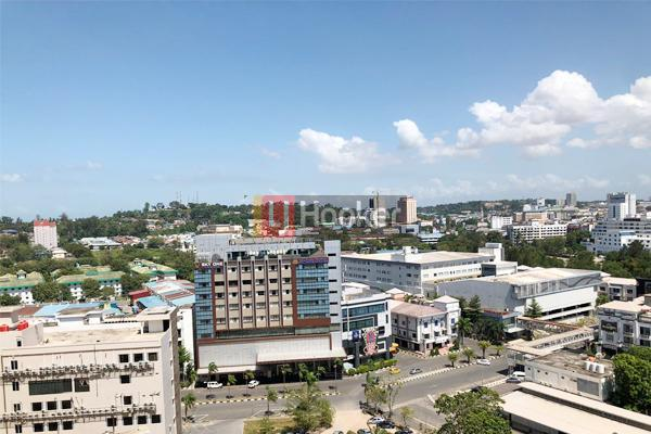 Apartment Harbourbay Residence Furnished City View