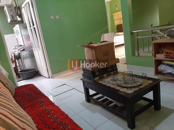 Dijual Rumah Dalam Cluster @Villa Pertiwi Estate - Depok